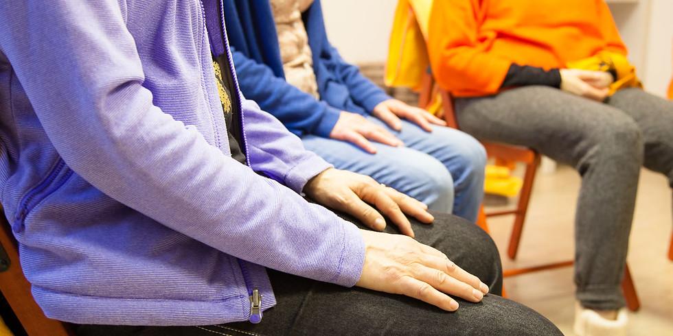 Samedi 7 mars - Méditation et Gym Sensorielle à Illkirch