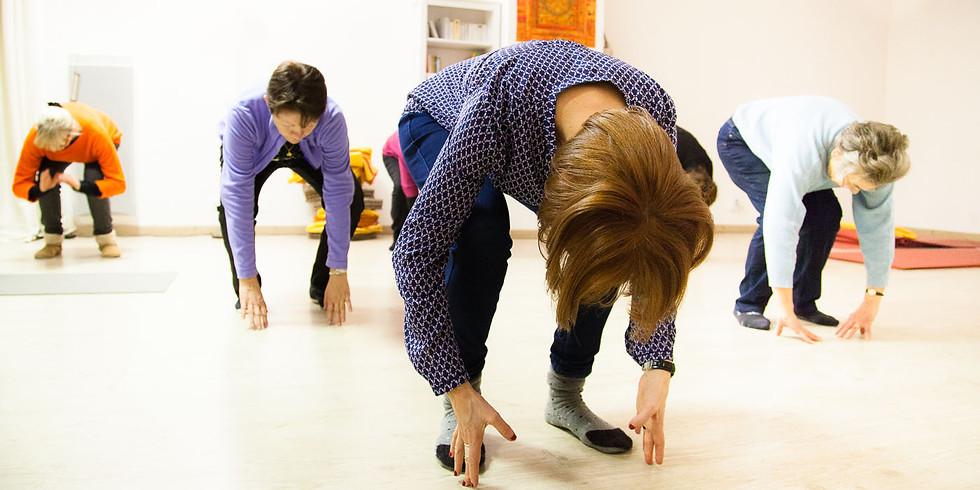 Samedi 29 février - Méditation et Gym Sensorielle au Neudorf