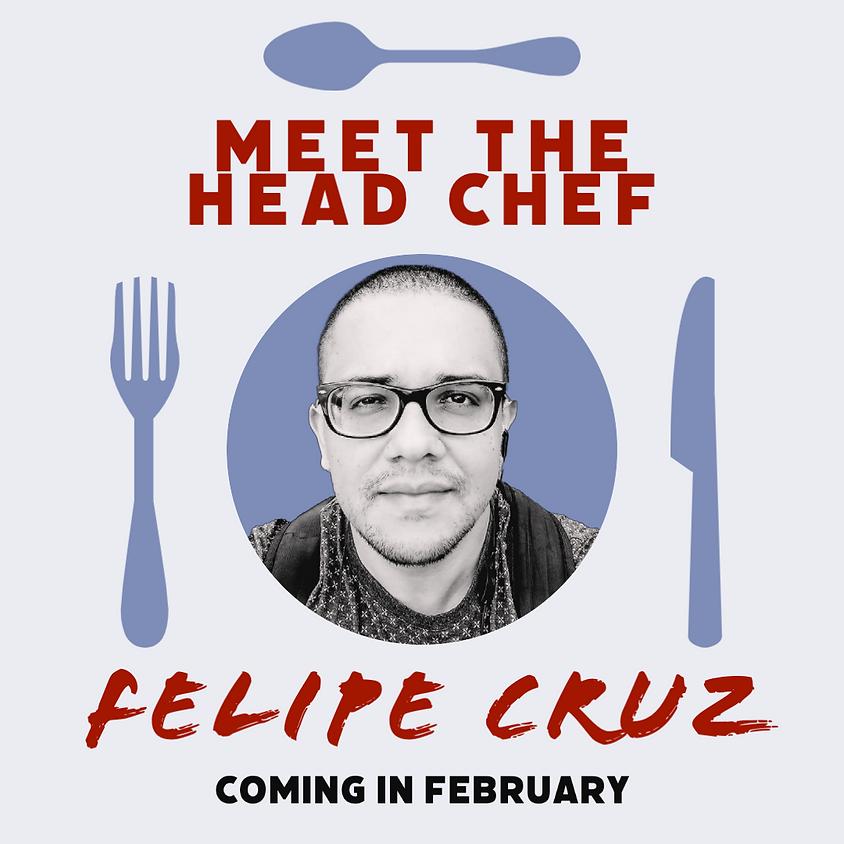 Meet the Head Chef: Live Q&A