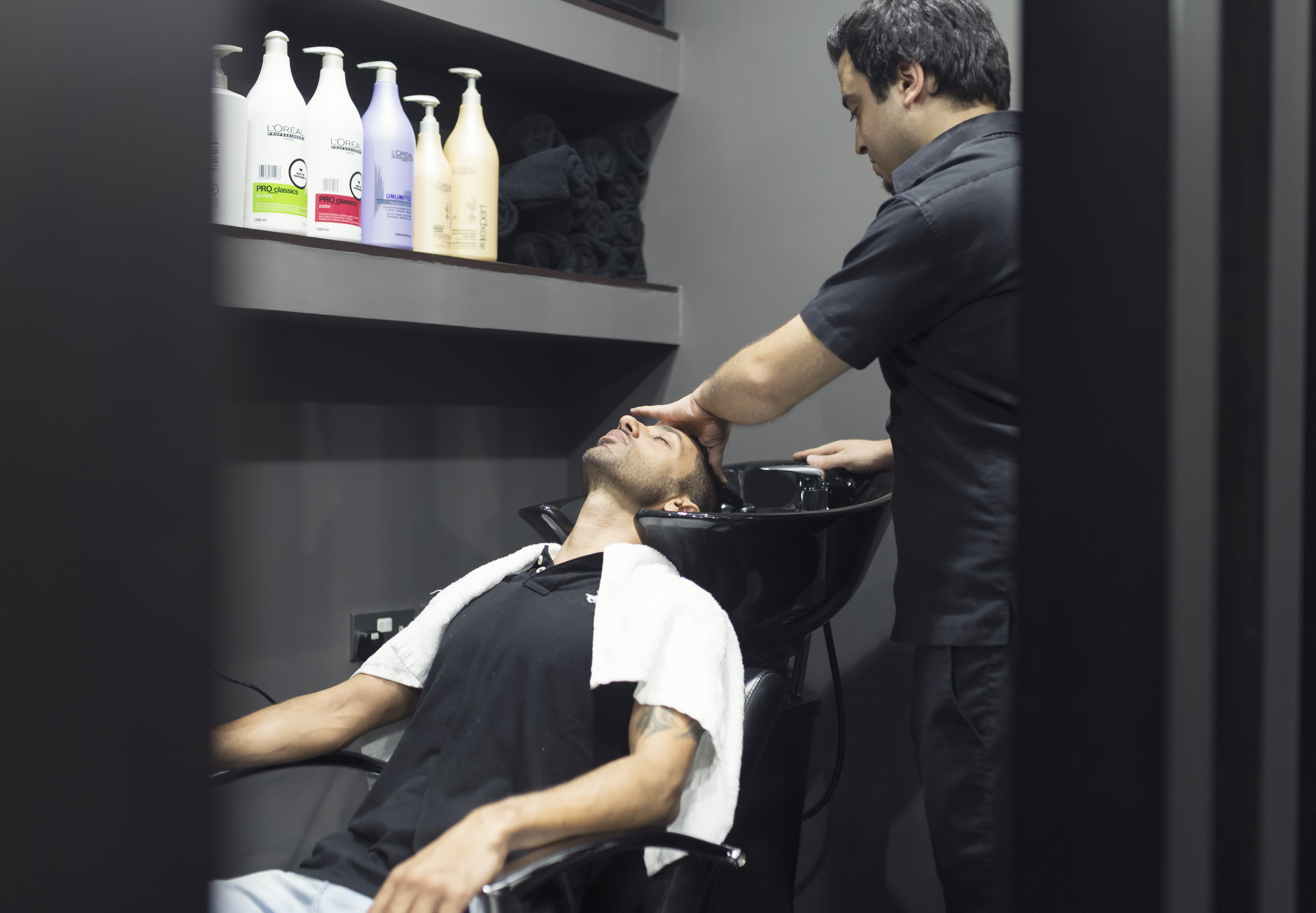 Revive Salon & Spa Hair Wash