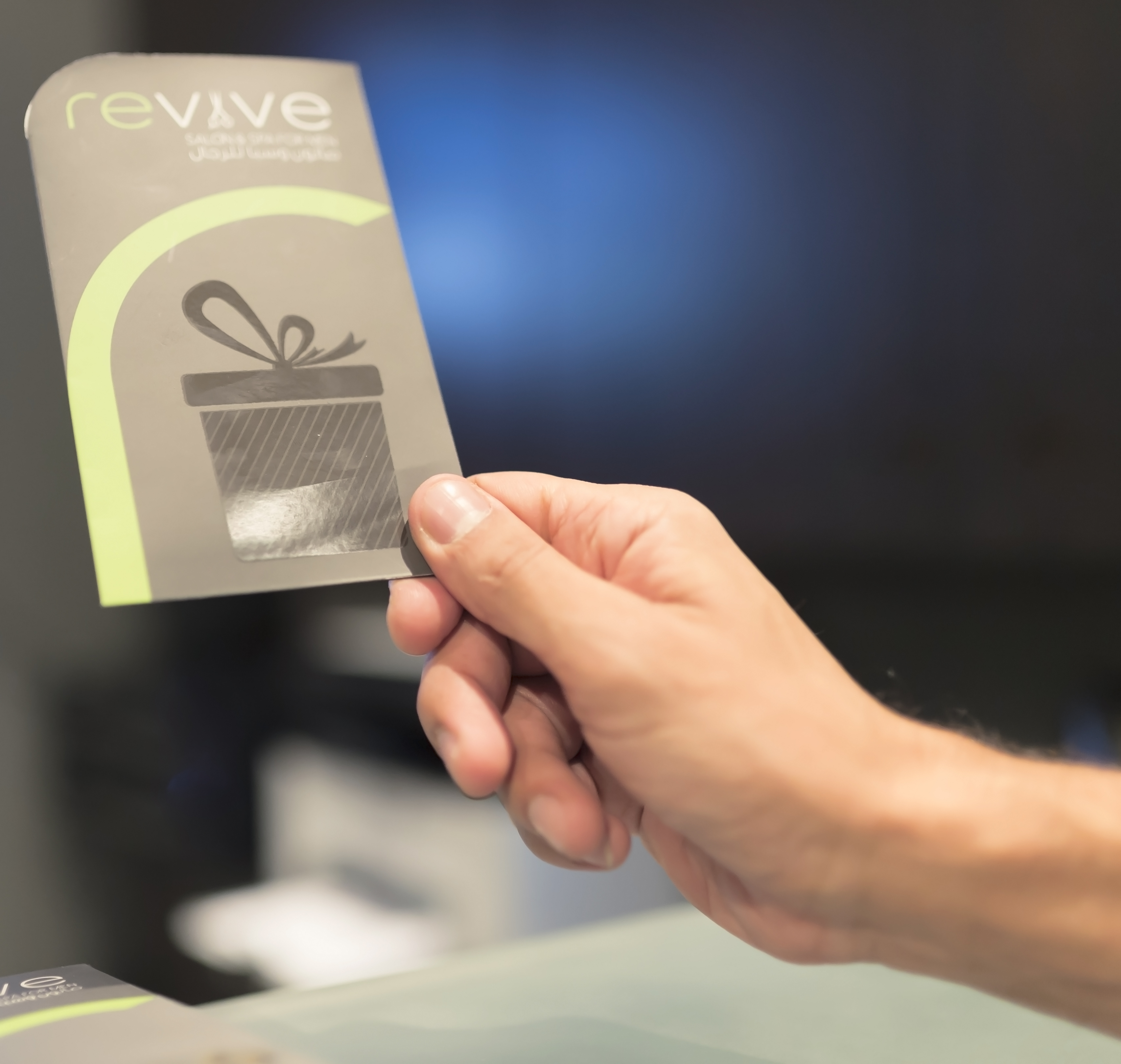Revive Salon & Spa gift card