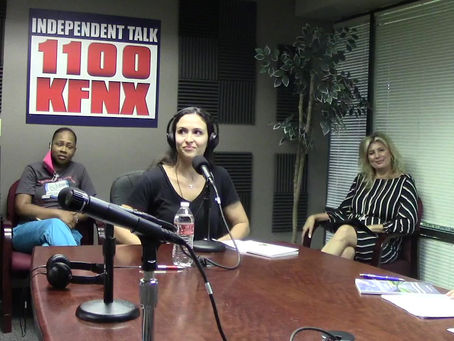 Networking Arizona Radio Interview