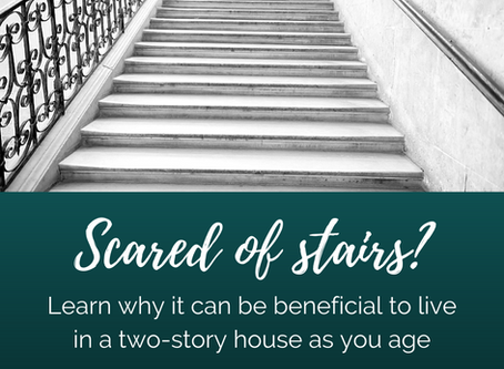 Scared of Stairs?