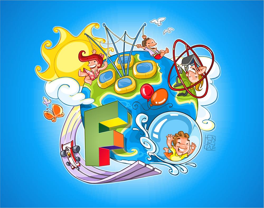 Dia das Crianças/Floripa Shopping
