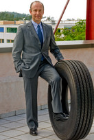 Jean-Philippe Ollier Presidente Michelin Brasil