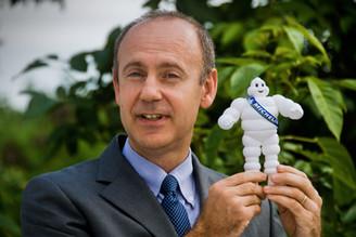 Jean Philippe Ollier - Presidente Michelin Brasil