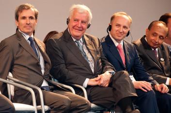 Challenge Bibendum - Presidente da Michelin mundial da Michelin