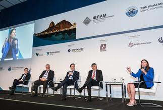 Congresso mundial de mineradoras