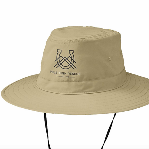 Bucket Hat :: Moisture wicking