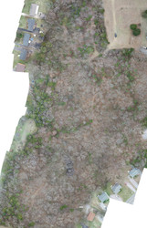 Orthomosaic Map of Future SFR Site