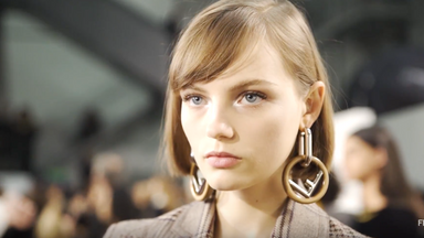 Fendi Women's Fall/Winter 2018-19 Collection | Backstage