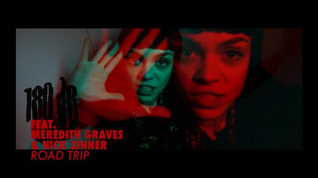 180dB ft. Meredith Graves & Nick Zinner - ROAD TRIP (MUSIC VIDEO)