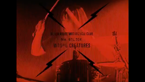 BLACK REBEL MOTORCYCLE CLUB - WRONG CREATURES LIVE SESSION TRAILER