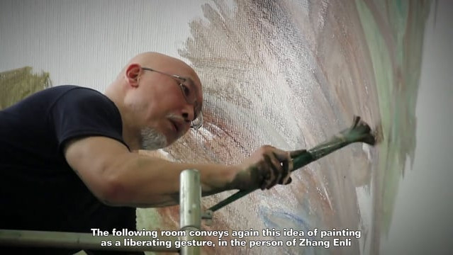 JING SHEN - The Act of Painting in Contemporary China (ART)