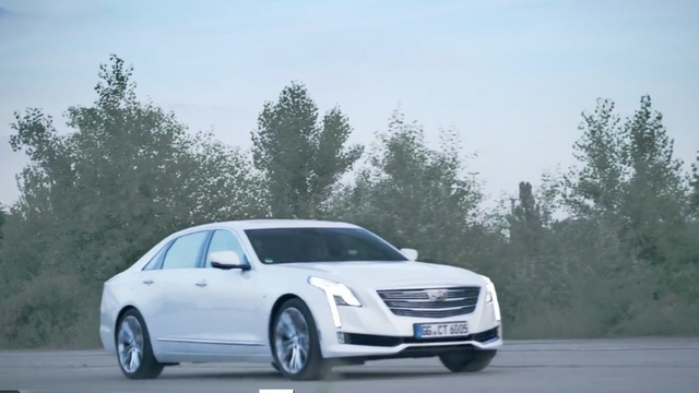 CADILLAC CT6 - BERLIN TEASER (COMMERCIAL)