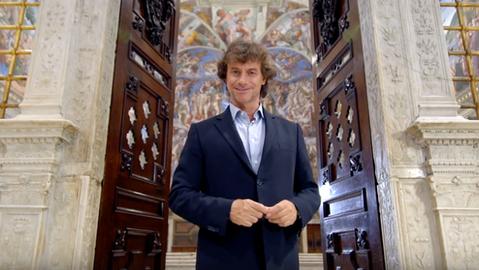 ALLA SCOPERTA DEI MUSEI VATICANI (ART DOCUMENTARY)