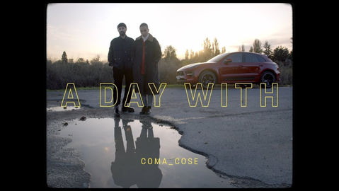 A day with Coma_Cose | Rolling Stone Italia