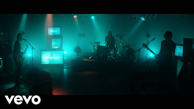 BLACK REBEL MOTORCYCLE CLUB - QUESTION OF FAITH (LIVE MUSIC VIDEO)