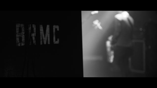 Black Rebel Motorcycle Club - WRONG CREATURES LIVE SESSION - (BTS DOCUMENTARY)