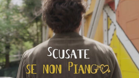 DANIELE SILVESTRI - SCUSATE SE NON PIANGO (SHORT MOVIE /MUSIC VIDEO)