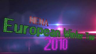 NENA EUROPEAN WINTER TOUR - The Rockumentary Part 1