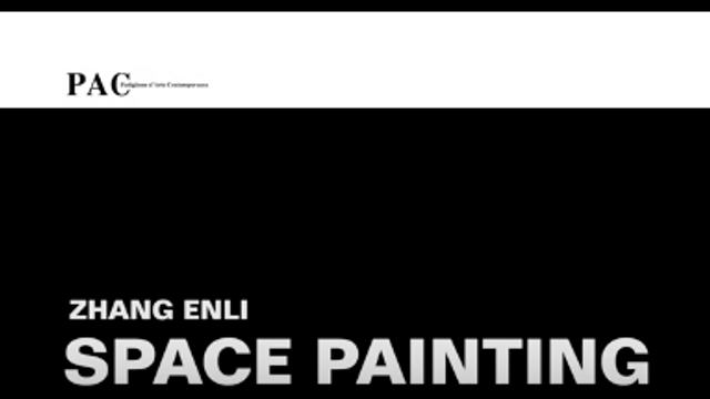ZHANG ENLI - SPACE PAINTING (ART)