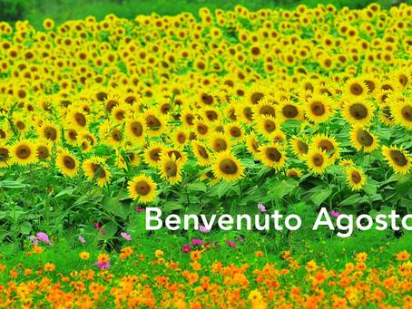 BENVENUTO AGOSTO