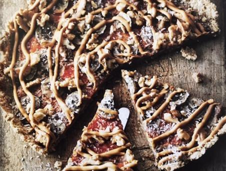 PIZZA DA COLAZIONE (con ripieno di frutta)
