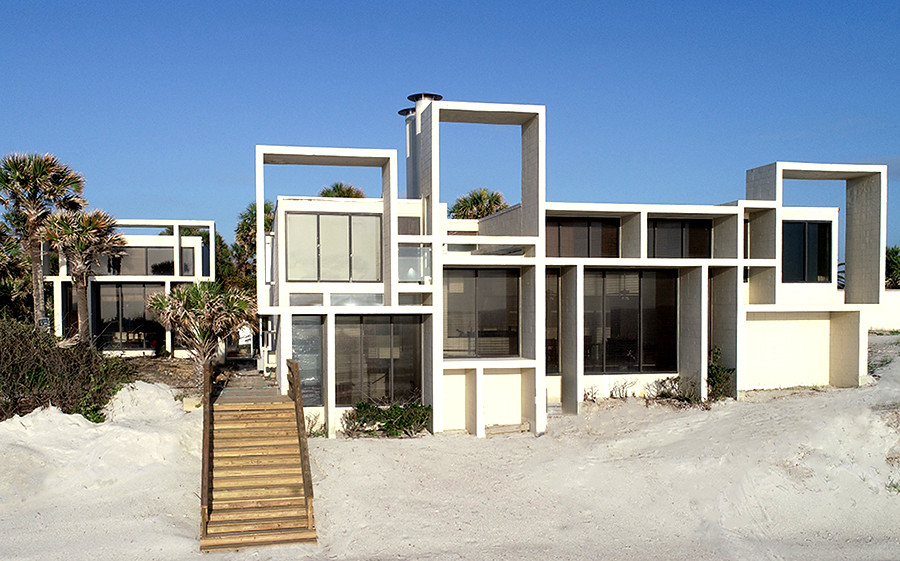 Like architect Paul Rudolph, Miami's go-to real estate duo the S-Team, celebrates ingenuity.