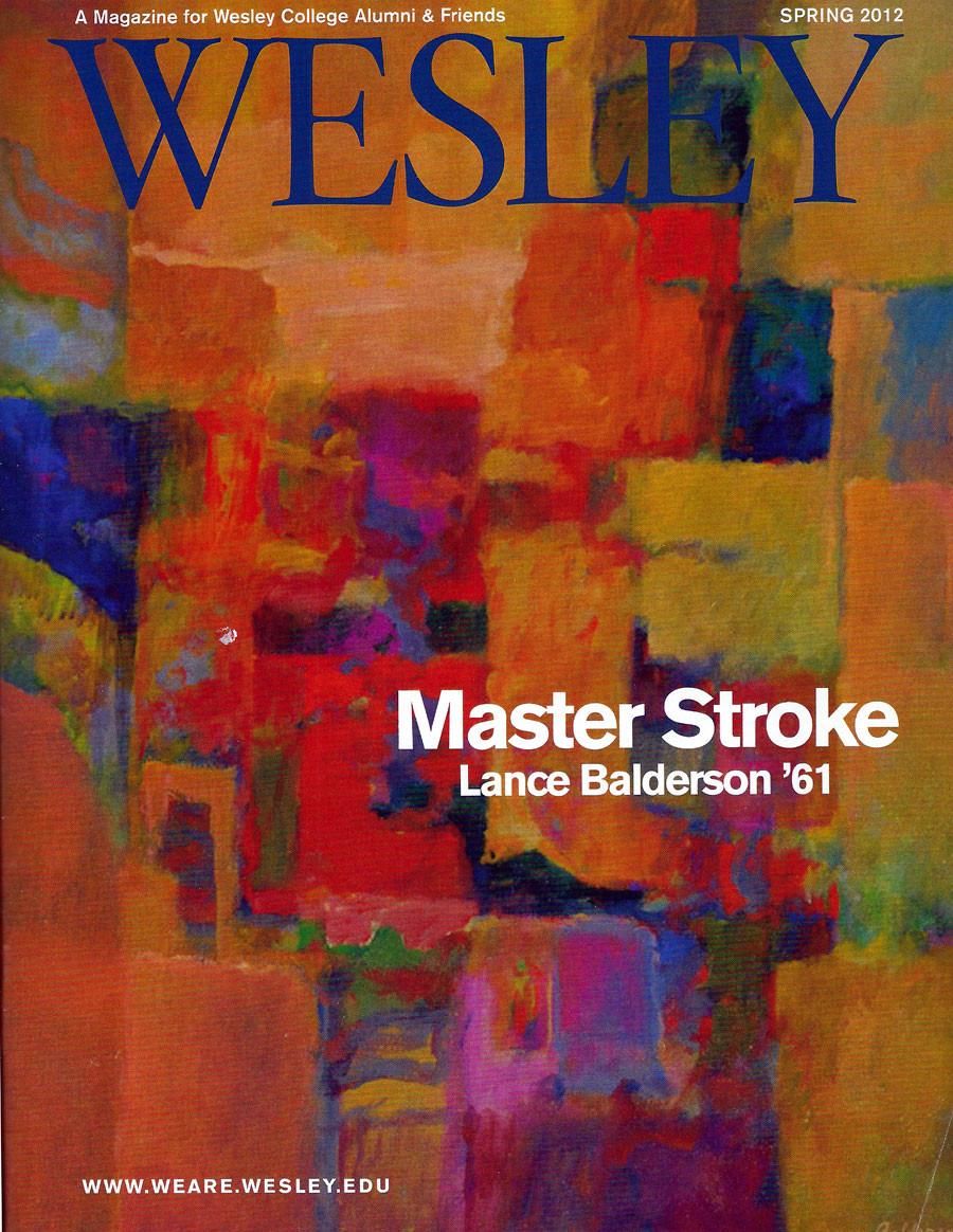 Wesley Magazine Article
