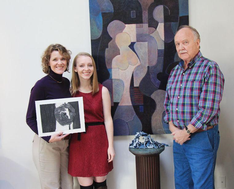 Three Generation Art Show