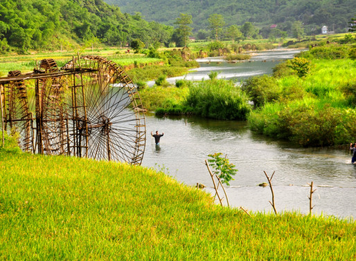 Pu Luong Nature Reserve Day Tour