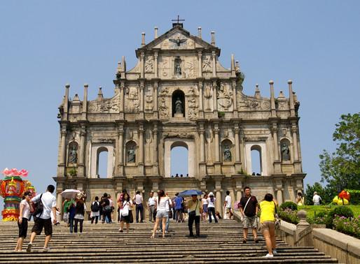 St. Paul's Church Ruins
