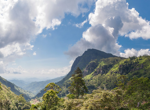 Hikers Paradise in Sri Lanka
