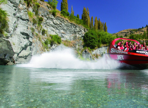 Blast Off with New Zealand's Shotover Jet