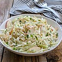 Smachno Apple Slaw Salad