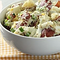 Ukrainian Red Spud Salad