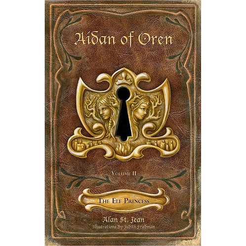 AIDAN OF OREN: THE ELF PRINCESS (Soft Cover)