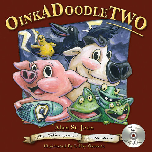 OINKADOODLETWO - Barnyard Collection Volume II (Hard Cover)