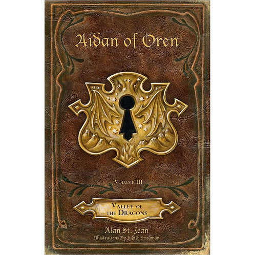 AIDAN OF OREN: VALLEY OF THE DRAGONS (Soft Cover)