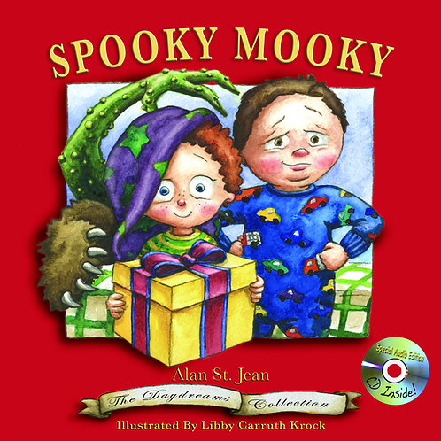 SPOOKY MOOKY - Daydreams Collection Volume II (Hard Cover)
