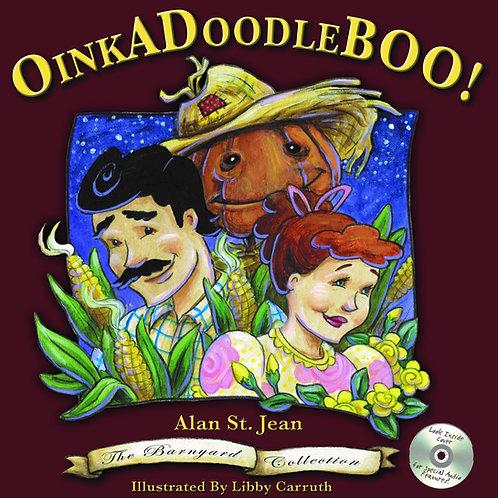 OINKADOODLEBOO! - Barnyard Collection Volume III (Hard Cover)