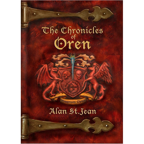 THE CHRONICLES OF OREN (Hard Cover)