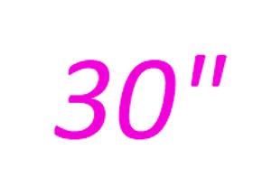 30 inch