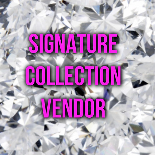 Signature Collection Vendor