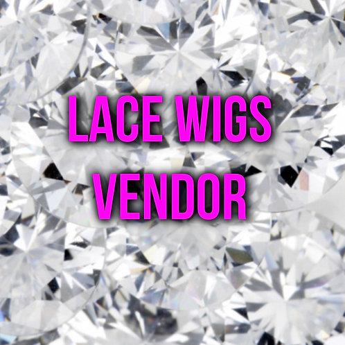 Lace Wig Vendor