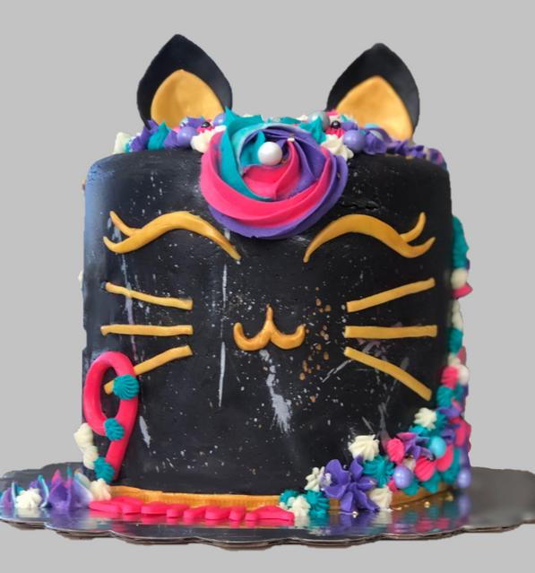 Galaxy Black Cat