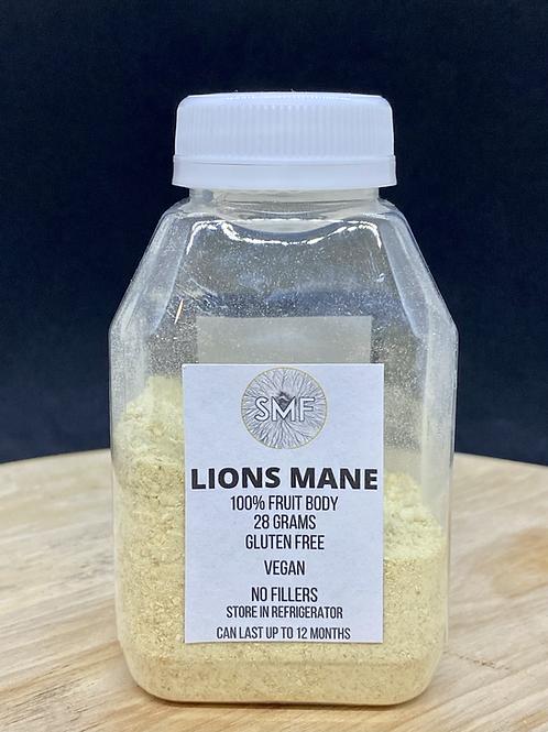 Powdered Lions Mane