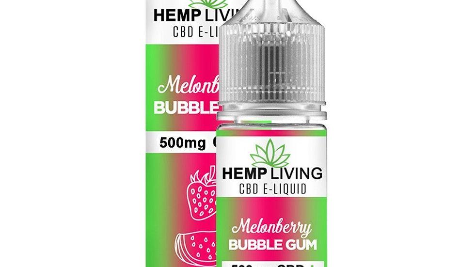 Hemp Living 100mg CBD E-Liquid - 30ML