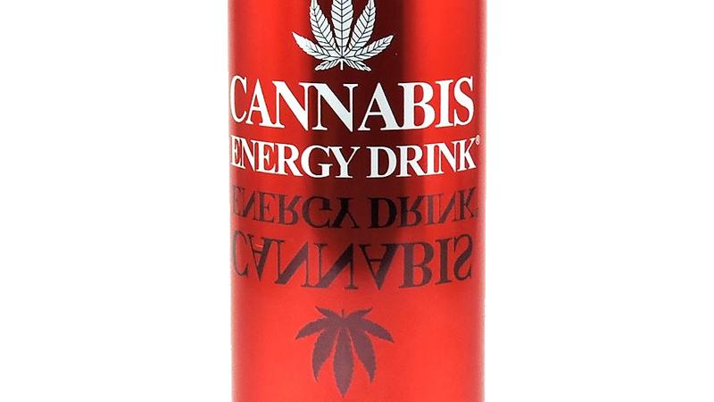 Cannabis Energy Drink  - 8.4 FL OZ